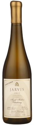 2012 Unfiltered Finch Hollow Chardonnay